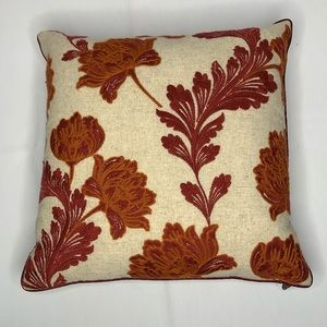 PIER ONE ACCENT PILLOW
